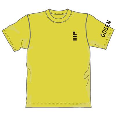 ゴーセン 2018春企画Tシャツ ソフトテニス アンダーカットサービスを極めろ (J18P02)