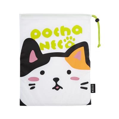 ゴーセン pochaneco シューズケース NBR03