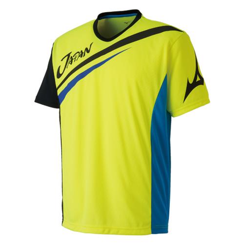 ミズノ ソフトテニス日本代表応援グッズ Tシャツ 62JA8X82