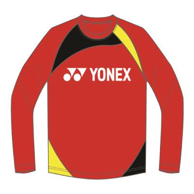 ヨネックス 長袖Tシャツ YOS18024
