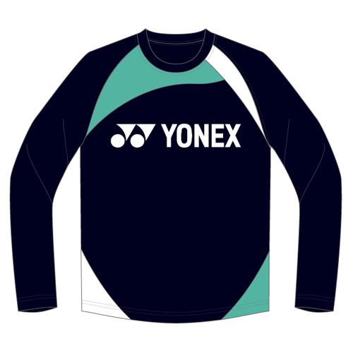 ヨネックス オリジナルロングスリーブTシャツ YOS19049
